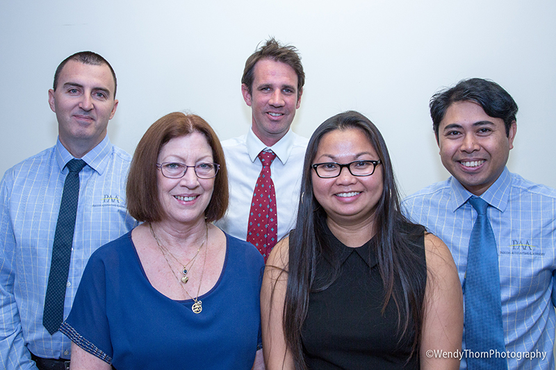 Pascoes AA Perth Office Staff
