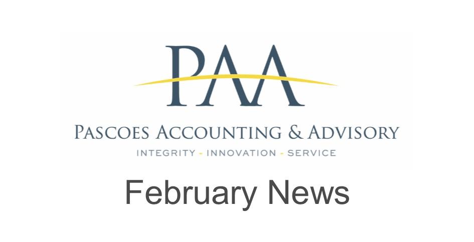 PAA February News Brief