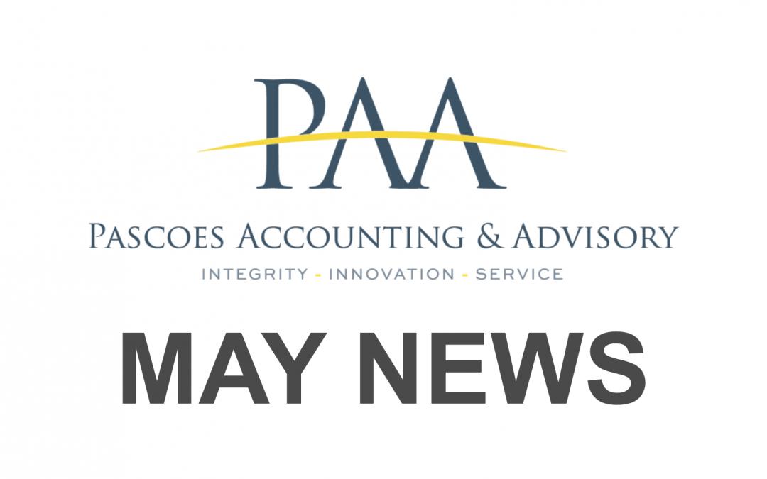 PAA May News Brief